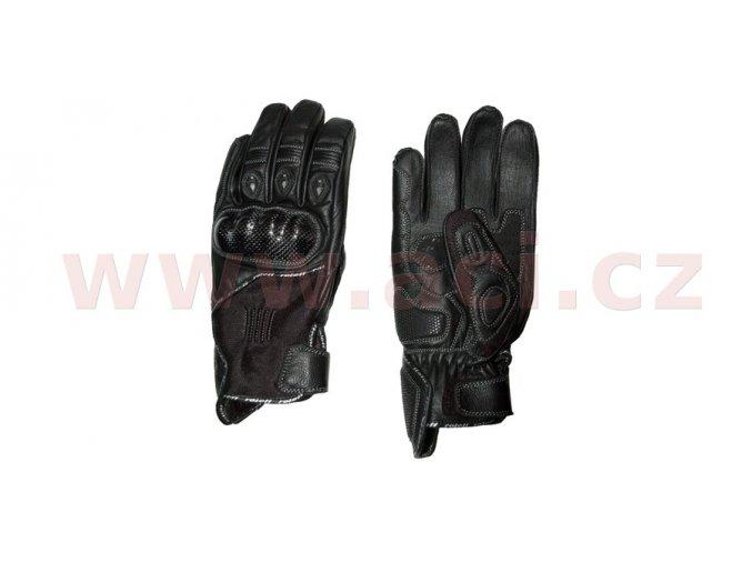 rukavice Kempten, ROLEFF - Německo (černé)