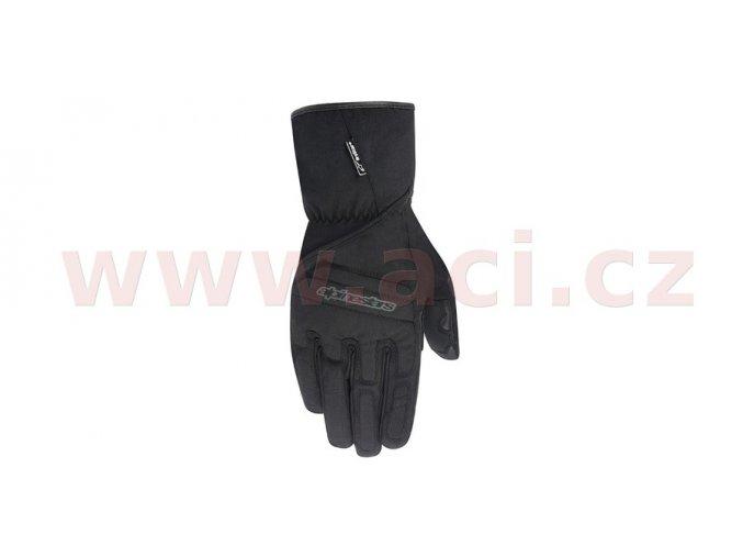 rukavice STELLA SR-3 Drystar, ALPINESTARS - Itálie, dámské (černé)