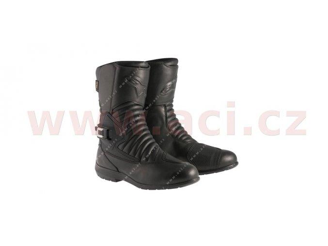 boty Mono Fuse Gore-Tex, ALPINESTARS - Itálie (černé) vel. 40