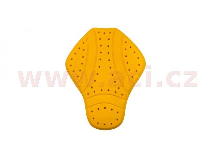 chránič páteře vkládací certifikace CE2, ROLEFF - Německo (žlutý)