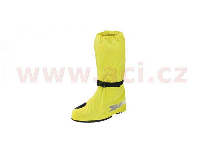 návleky na boty HV COVER s podrážkou, SPIDI - Itálie (žluté)