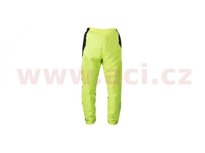 kalhoty HURRICANE, ALPINESTARS - Itálie (černé/žluté fluo)