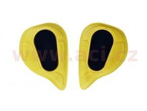 chrániče boků COMP HIP vkládací, SPIDI (černý/žlutý, vel. UNI)