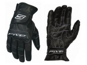 Moto rukavice FIVE SPORT GLOVE černé M