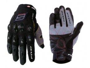 Moto rukavice FIVE STUNT černé