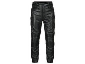 Moto kalhoty RICHA BOOT černé kožené