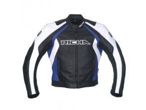 Moto bunda RICHA SNIPER modrá 58