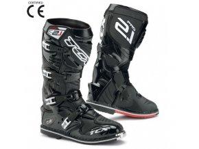 Moto boty TCX PRO 2.1 černé