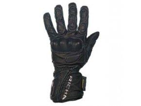 Moto rukavice RICHA RACING Waterproof černé