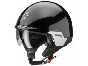Moto přilba SCORPION EXO-100 Padova černá XS