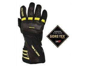 Moto rukavice RICHA COLD PROTECT Gore-Tex žluté fluo