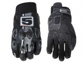 Moto rukavice FIVE STUNT replica VINTAGE BLACK
