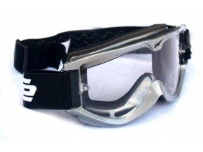 Brýle ARNETTE PRIVATER stříbrné UNI