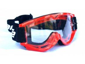 Brýle ARNETTE PRIVATER červené UNI