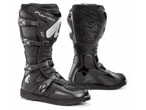 Moto boty FORMA TERRAIN EVO černé