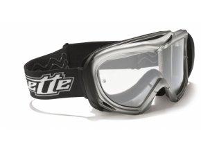 Brýle ARNETTE MX RULLER stříbrné UNI