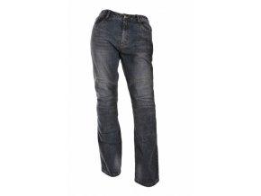 Kevlarové moto kalhoty RICHA EXIT KEVLAR JEANS modré