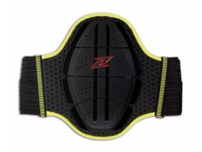 Ledvinový pás ZANDONA SHIELD EVO X4 neonový 1204/HV