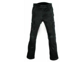 Moto kalhoty RICHA VINTAGE kožené černé 54