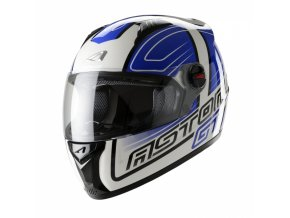 Moto přilba ASTONE GT ICONIC modrá
