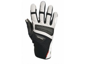 Moto rukavice RICHA DAKAR bílé