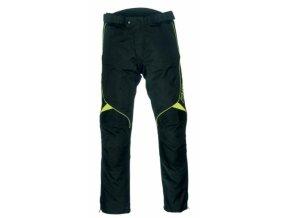 Dámské moto kalhoty RICHA CAMARGUE žluté fluo
