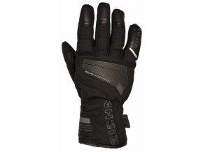 Moto rukavice RICHA DEFENSE WP černé