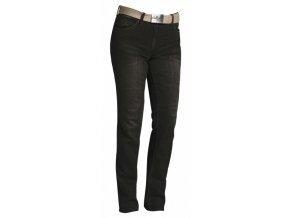 31669186a00 Dámské kevlarové moto kalhoty RICHA AXELLE JEANS černé