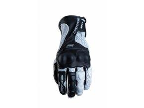 Moto rukavice FIVE RFX4 AIR černo/bílé