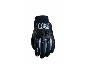 Moto rukavice FIVE STUNT LEATHER campus černé