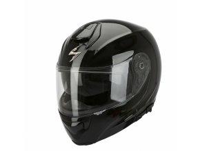 Moto přilba SCORPION EXO-3000 AIR solid černá
