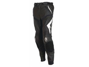 Moto kalhoty RICHA MUGELLO bílé