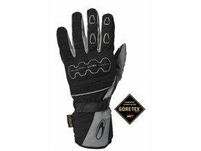 Moto rukavice RICHA SONAR GORE-TEX šedé