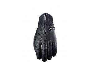 Moto rukavice FIVE SPRING černé