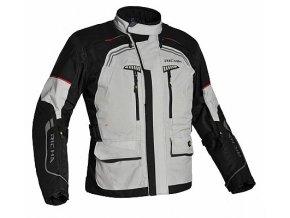 Moto bunda RICHA INFINITY černo/šedá