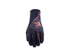 Moto rukavice FIVE ENDURO NEOPRENE černé
