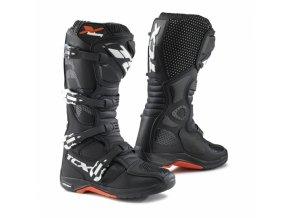 Moto boty TCX X-HELIUM MICHELIN® černé