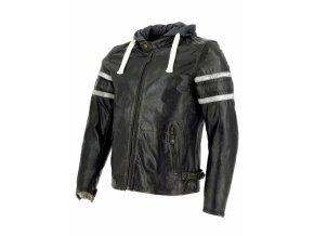 Moto bunda RICHA TOULON černá