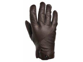Moto rukavice RICHA BROOKLYN hnědé