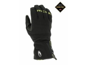 Moto rukavice RICHA FLEX Gore-Tex žluté fluo