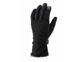 Dámské moto rukavice RICHA TINA WP růžové