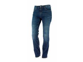 Dámské kevlarové moto kalhoty RICHA NORA modré 520f7585bd
