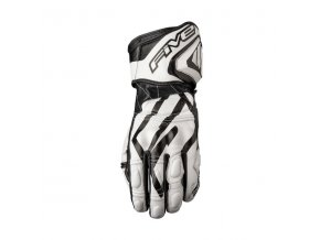 Moto rukavice FIVE RFX3 REPLICA bílé