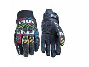 Moto rukavice FIVE STUNT REPLICA whip