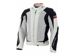 Moto bunda RICHA STORMWIND černo/šedá