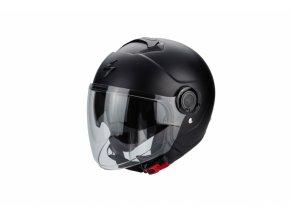 Moto přilba SCORPION EXO-CITY černá matná ac5710aba5