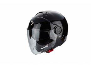 Moto přilba SCORPION EXO-CITY solid černá