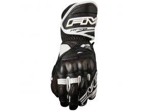 Moto rukavice FIVE RFX2 černo/bílé