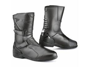 Moto boty TCX SPOKE WP černé