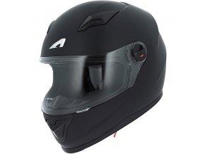 Moto přilba ASTONE GT2 černá matná
